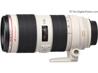 Canon EF 70-200mm f/2.8L IS II USM, Puerto Rico