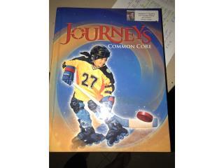 Libro Journeys Common Core , Puerto Rico