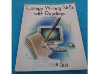 College Writing Skills with Readings 7th, Puerto Rico
