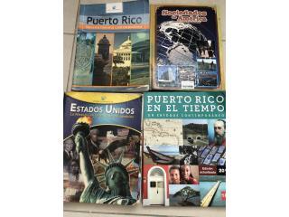 Libros de Historia, Puerto Rico