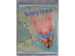 Hartcourt school publishers: Story Town, Puerto Rico