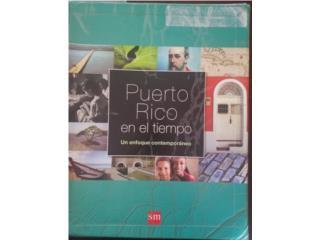 Libros Escolares, Puerto Rico