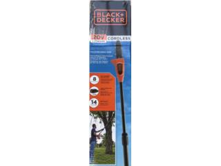 Pole pruning saw, Puerto Rico