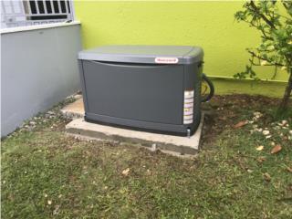 HONEYWELL 20 KW TODO INCL PIPOTE $5995, Puerto Rico