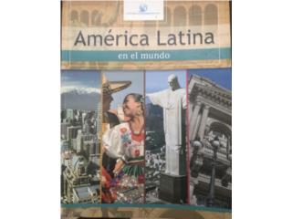America Latina en el Mundo, Puerto Rico