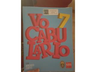 vocabulario 7 aprendamos juntos, Puerto Rico