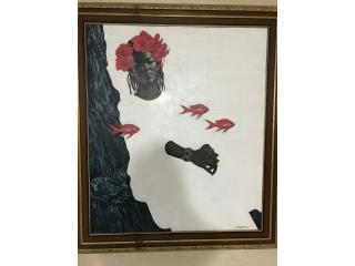 Obra Arte Alberto Ulloa, Puerto Rico