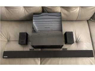 Samsung Sound Bar 5.1 Home Theater , Puerto Rico