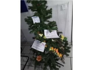 BARATO! Arbol Navidad Verde 5 pies, Puerto Rico