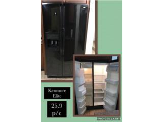 Kenmore Elite 25.9 p/c Ice Maker, Puerto Rico