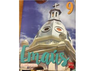 Libro Emaus 9, Puerto Rico