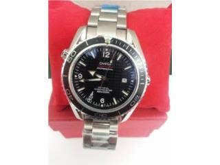 Reloj 007 James Bond Omega Seamaster, Puerto Rico
