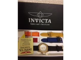 Relojes Invictas!!, Puerto Rico