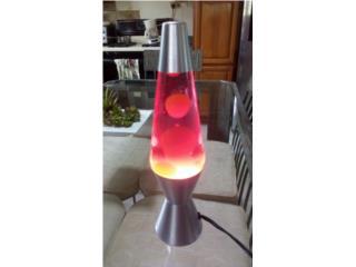 Lava lamp, Puerto Rico
