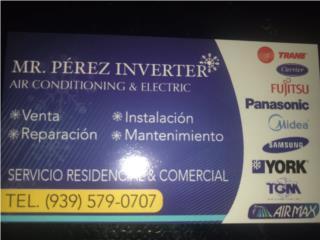 Aires Inverter, Puerto Rico