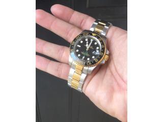 Rolex GMT-Master II, Puerto Rico