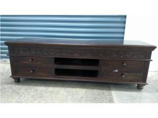 Mueble para televisor, $125 , Puerto Rico