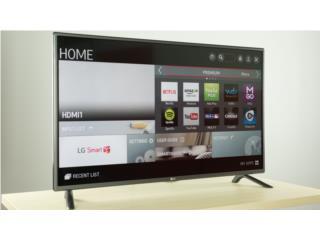 TV LG LED SMART 1080 COMO NUEVO!!!, Puerto Rico