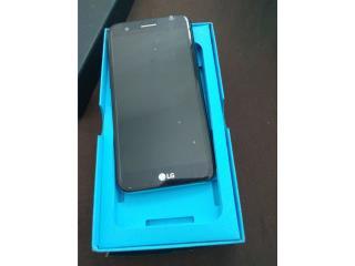 Celular de AT&T LG K 20, Puerto Rico