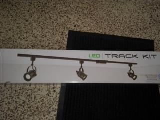 LED track kit $55, Puerto Rico