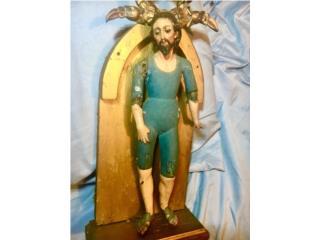 Santo de Vestir Antiguo, Puerto Rico