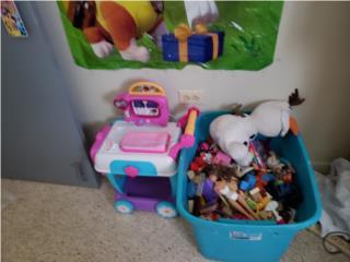 Lote de juguetes san juan, Puerto Rico