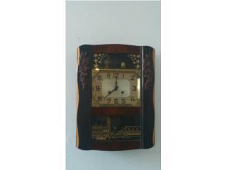 Antiguo reloj de campanadas, Puerto Rico