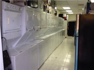 Combos lavadora y secadora $750.00 adelante, Puerto Rico