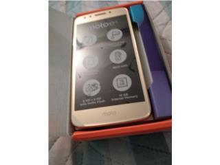 Cellular Motorola E4, Puerto Rico