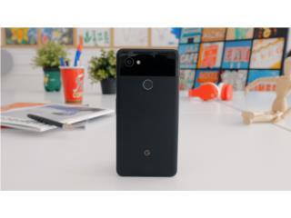 Google Pixel 2 XL Negro 64GB, Puerto Rico