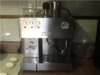 Cafetera espresso Ascaso con molino , Puerto Rico