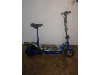 Scooter electric, Puerto Rico