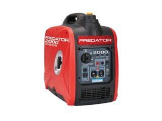 Predator Inverter 2000, Puerto Rico