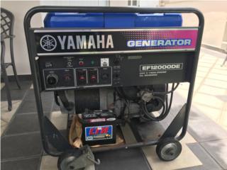 Planta eléctrica Yamaha 12K, Puerto Rico