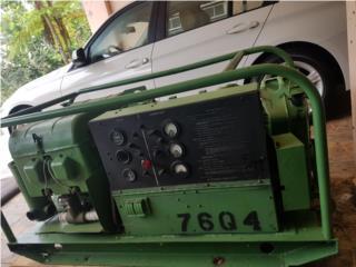 Generador Militar con pic de 15k , Puerto Rico