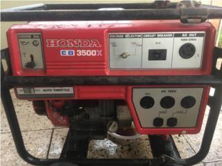 Honda 3500 wats 240 y 120 prende toda 1 casa , Puerto Rico