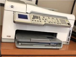 HP PhotoSmart C6180 All-In-One Inkjet Printer, Puerto Rico