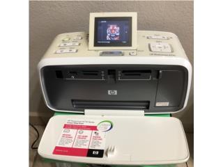 HP Photosmart A716 Digital Photo Inkjet Print, Puerto Rico