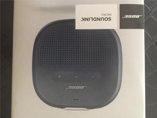 BOSE SOUNDLINK MICRO Bluetooth Speaker, Puerto Rico
