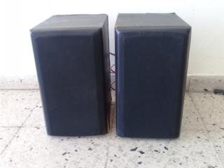 Bocinas potentes para stereo componente, Puerto Rico