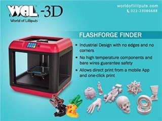 3d Printer Flashforge Finder, Puerto Rico