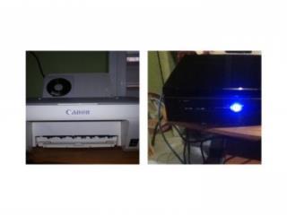 Vendo un printer y torre mini de computadora , Puerto Rico