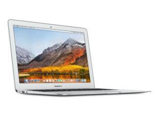 Macbook Air A1466 4Gig memoria 256SSD. $575, Puerto Rico
