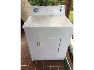Secadora whirlpool $60, Puerto Rico