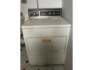 Secadora Kenmore eléctrica $50.00, Puerto Rico