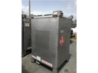 Tanque 550 Galones Stainless Steel , Puerto Rico