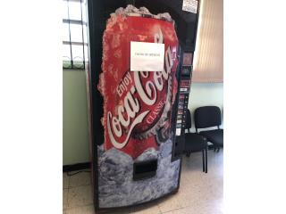 Máquina de refresco , Puerto Rico