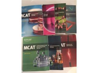 Libros MCAT Kaplan , Puerto Rico