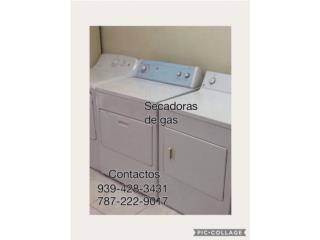 Secadoras desde $299.99, Puerto Rico