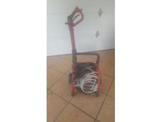 Maquina de lavado a presion electrica Husky, Puerto Rico